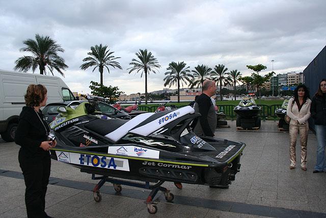 LOS TOTANEROS ANTONIO COSTA Y FRANCISCO SÁNCHEZ CONSIGUEN LOS TÍTULOS DE CAMPEONES DE ESPAÑA DE MOTONÁUTICA 2006 EN F2 Y PROMOTIÓN RESPECTIVAMENTE - 2