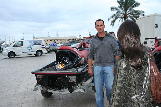 LOS TOTANEROS ANTONIO COSTA Y FRANCISCO SÁNCHEZ CONSIGUEN LOS TÍTULOS DE CAMPEONES DE ESPAÑA DE MOTONÁUTICA 2006 EN F2 Y PROMOTIÓN RESPECTIVAMENTE - 4