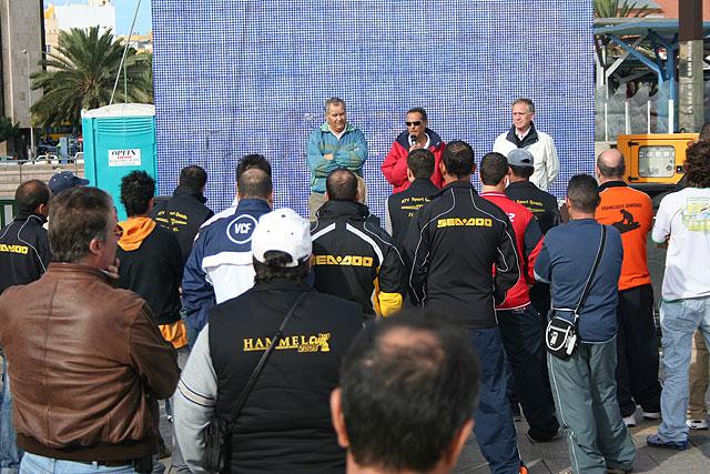 LOS TOTANEROS ANTONIO COSTA Y FRANCISCO SÁNCHEZ CONSIGUEN LOS TÍTULOS DE CAMPEONES DE ESPAÑA DE MOTONÁUTICA 2006 EN F2 Y PROMOTIÓN RESPECTIVAMENTE - 13