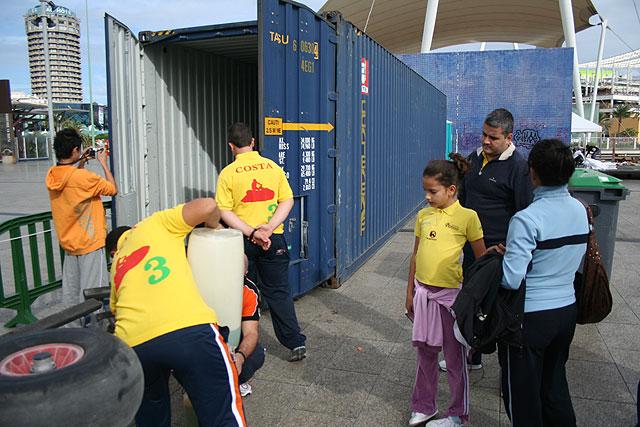 LOS TOTANEROS ANTONIO COSTA Y FRANCISCO SÁNCHEZ CONSIGUEN LOS TÍTULOS DE CAMPEONES DE ESPAÑA DE MOTONÁUTICA 2006 EN F2 Y PROMOTIÓN RESPECTIVAMENTE - 16