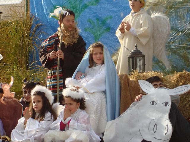REPRESENTACI�N DE NAVIDAD EN EL COLEGIO SANTA EULALIA - 13