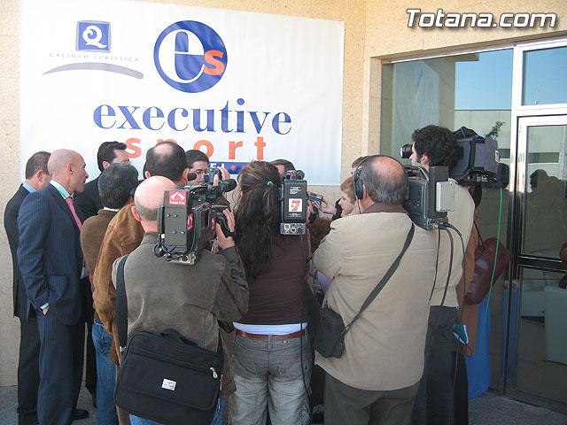 RUIZ ABELLÁN ENTREGÓ LA 'Q' DE CALIDAD TURÍSTICA AL HOTEL 'EXECUTIVE SPORT' DE TOTANA - 5