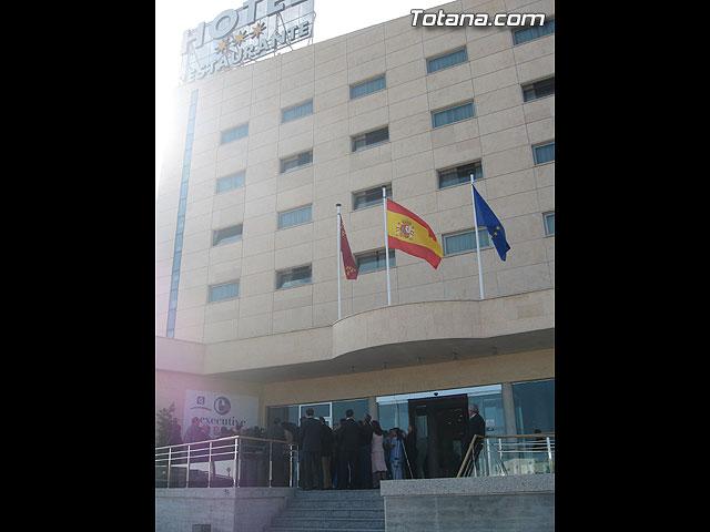 RUIZ ABELLÁN ENTREGÓ LA 'Q' DE CALIDAD TURÍSTICA AL HOTEL 'EXECUTIVE SPORT' DE TOTANA - 6