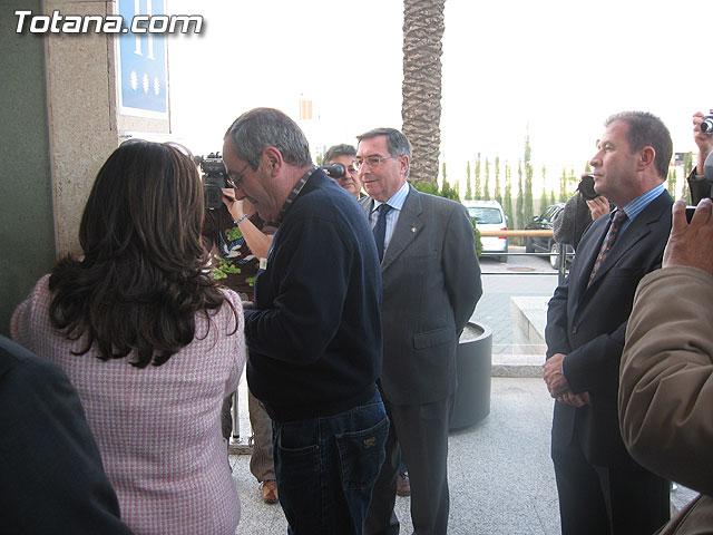 RUIZ ABELLÁN ENTREGÓ LA 'Q' DE CALIDAD TURÍSTICA AL HOTEL 'EXECUTIVE SPORT' DE TOTANA - 13