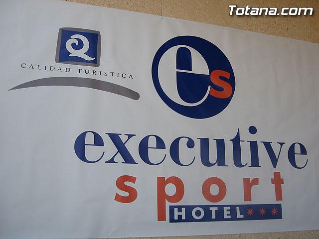 RUIZ ABELLÁN ENTREGÓ LA 'Q' DE CALIDAD TURÍSTICA AL HOTEL 'EXECUTIVE SPORT' DE TOTANA - 18