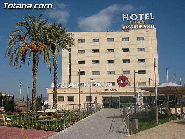 RUIZ ABELLÁN ENTREGÓ LA 'Q' DE CALIDAD TURÍSTICA AL HOTEL 'EXECUTIVE SPORT' DE TOTANA - 23