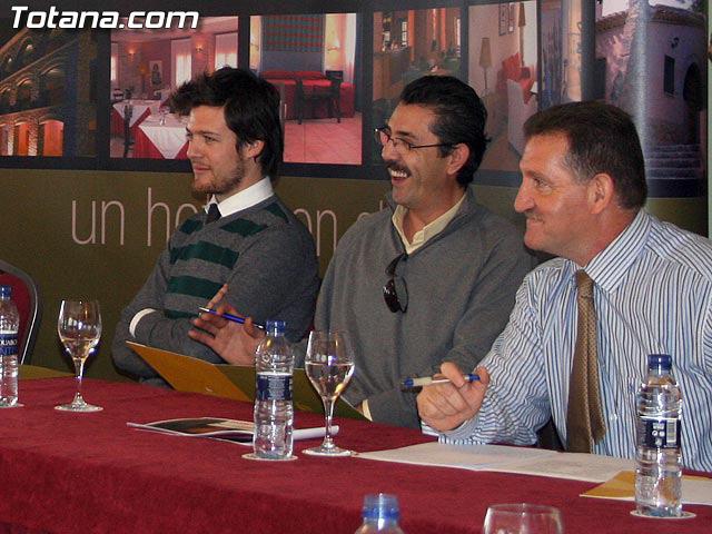 LAS CANDIDATAS A LA CORONA DE MISS MURCIA 2006 ESTUVIERON EN EL HOTEL DE LA SANTA, EN TOTANA - 7