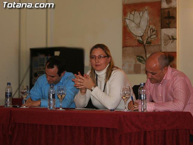 LAS CANDIDATAS A LA CORONA DE MISS MURCIA 2006 ESTUVIERON EN EL HOTEL DE LA SANTA, EN TOTANA - 8