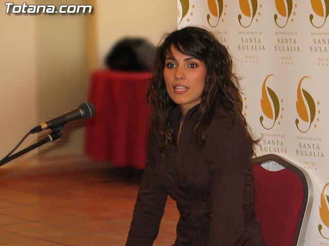 LAS CANDIDATAS A LA CORONA DE MISS MURCIA 2006 ESTUVIERON EN EL HOTEL DE LA SANTA, EN TOTANA - 13
