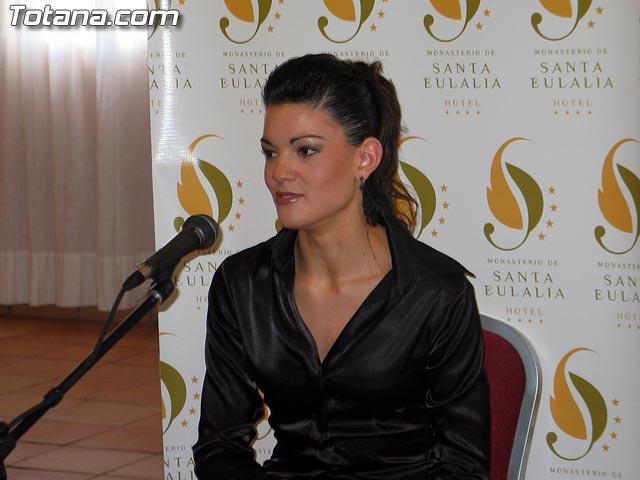 LAS CANDIDATAS A LA CORONA DE MISS MURCIA 2006 ESTUVIERON EN EL HOTEL DE LA SANTA, EN TOTANA - 17