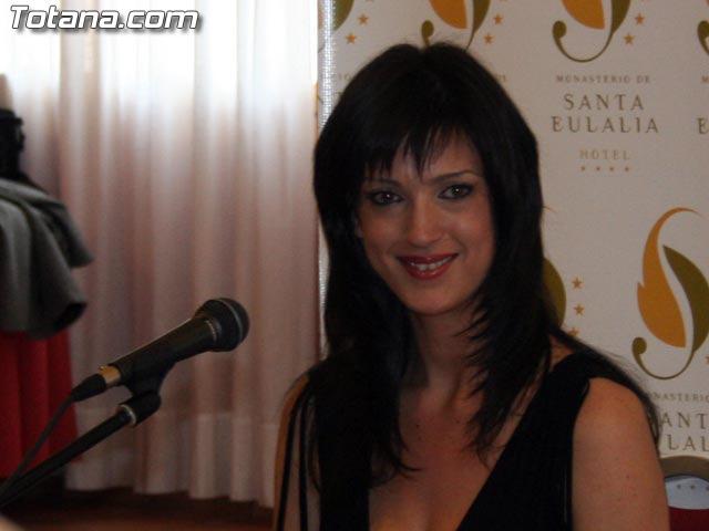 LAS CANDIDATAS A LA CORONA DE MISS MURCIA 2006 ESTUVIERON EN EL HOTEL DE LA SANTA, EN TOTANA - 22
