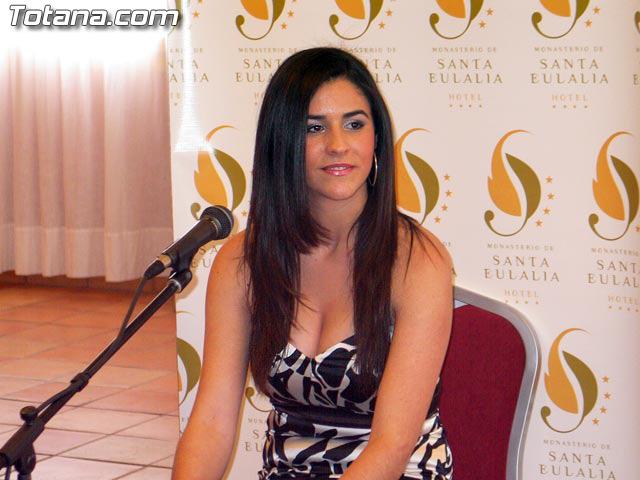 LAS CANDIDATAS A LA CORONA DE MISS MURCIA 2006 ESTUVIERON EN EL HOTEL DE LA SANTA, EN TOTANA - 35