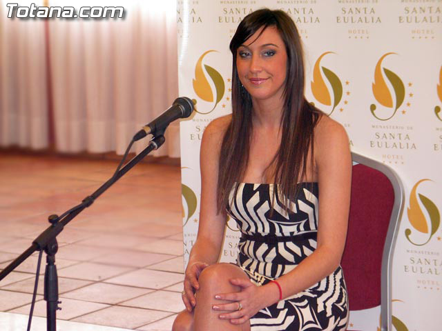 LAS CANDIDATAS A LA CORONA DE MISS MURCIA 2006 ESTUVIERON EN EL HOTEL DE LA SANTA, EN TOTANA - 37