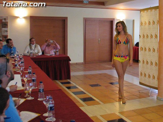 LAS CANDIDATAS A LA CORONA DE MISS MURCIA 2006 ESTUVIERON EN EL HOTEL DE LA SANTA, EN TOTANA - 40