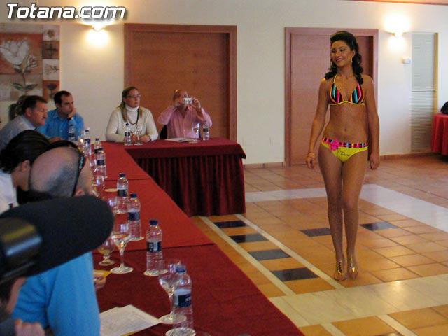 LAS CANDIDATAS A LA CORONA DE MISS MURCIA 2006 ESTUVIERON EN EL HOTEL DE LA SANTA, EN TOTANA - 47