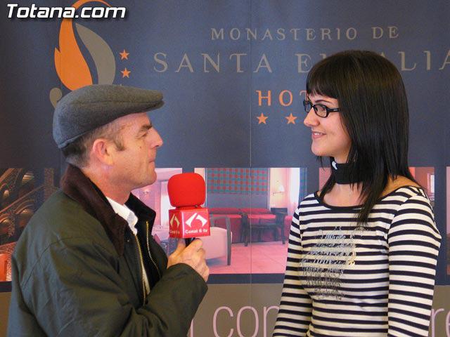 LAS CANDIDATAS A LA CORONA DE MISS MURCIA 2006 ESTUVIERON EN EL HOTEL DE LA SANTA, EN TOTANA - 52