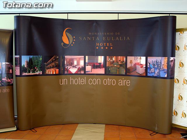 LAS CANDIDATAS A LA CORONA DE MISS MURCIA 2006 ESTUVIERON EN EL HOTEL DE LA SANTA, EN TOTANA - 54