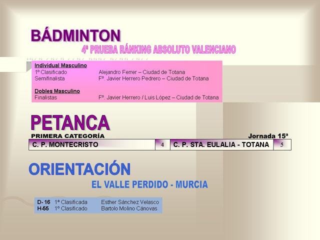 RESULTADOS DEPORTIVOS (12/02/2007) - 5