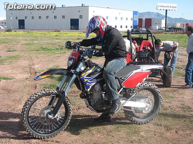 PRESENTACI�N GAMA 2007 SHERCO, MTR Y GENERIC - 5