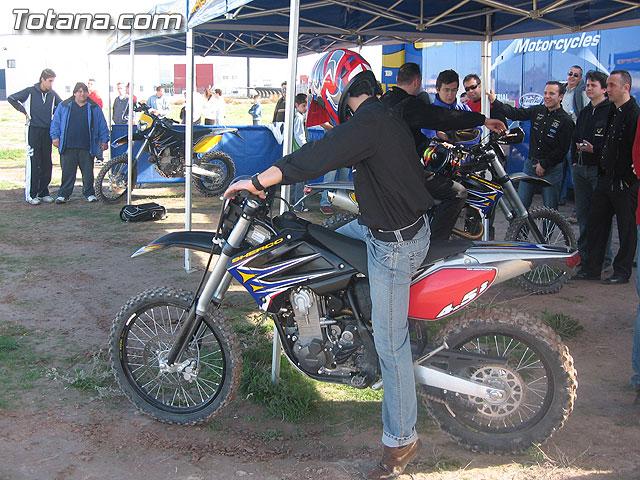 PRESENTACI�N GAMA 2007 SHERCO, MTR Y GENERIC - 12