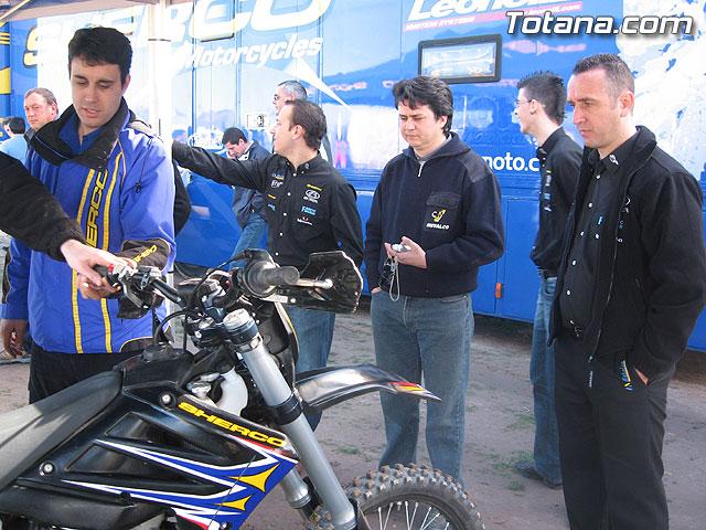 PRESENTACI�N GAMA 2007 SHERCO, MTR Y GENERIC - 13