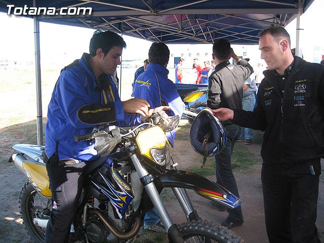 PRESENTACI�N GAMA 2007 SHERCO, MTR Y GENERIC - 14