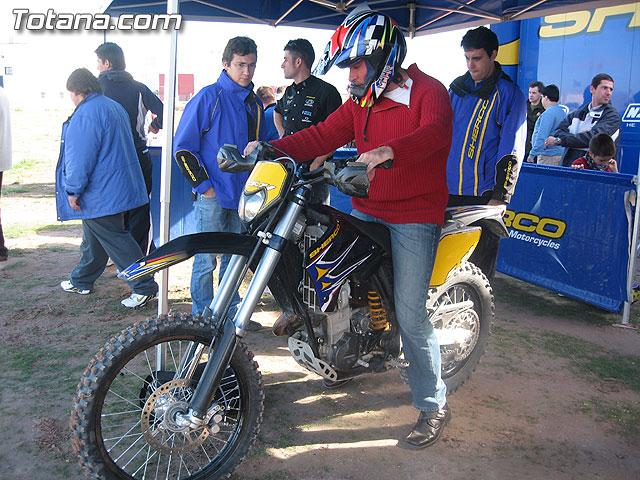 PRESENTACI�N GAMA 2007 SHERCO, MTR Y GENERIC - 16