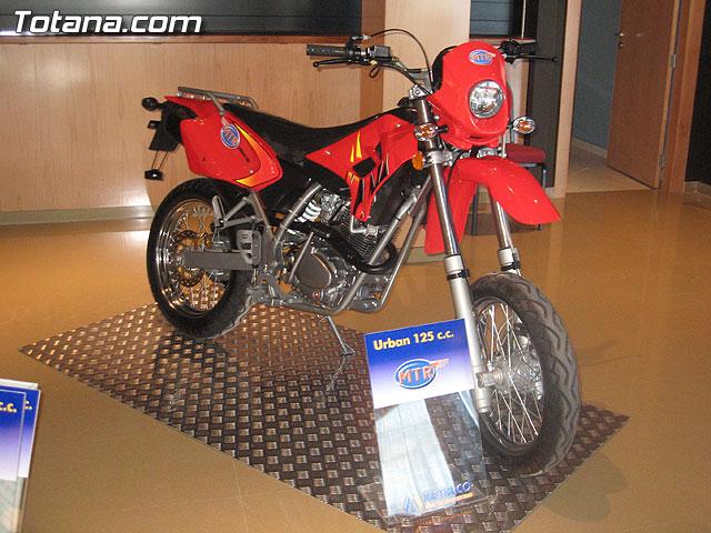 PRESENTACI�N GAMA 2007 SHERCO, MTR Y GENERIC - 25