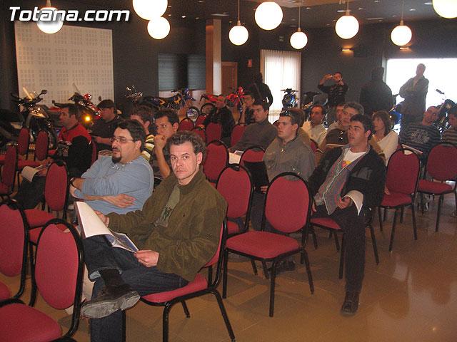 PRESENTACI�N GAMA 2007 SHERCO, MTR Y GENERIC - 58