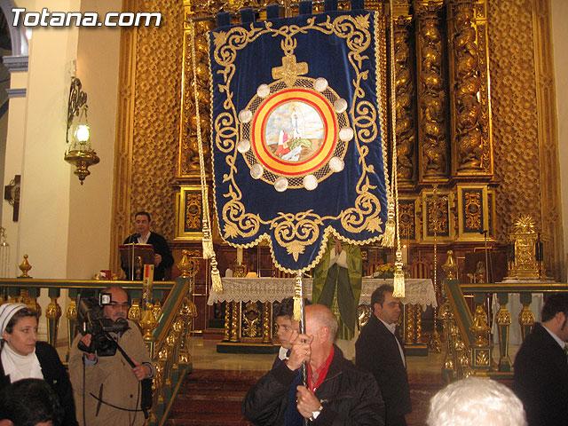 NUMEROSAS PERSONAS PARTICIPARON EL PASADO S�BADO 10 DE FEBRERO EN UNA PROCESI�N EN HONOR A LA VIRGEN DE LOURDES - 8