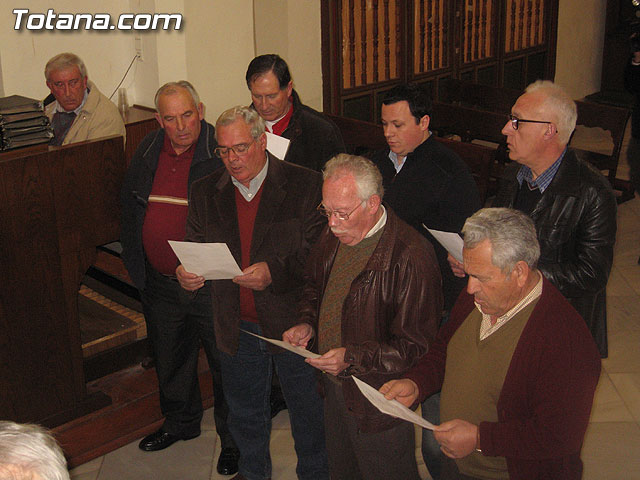NUMEROSAS PERSONAS PARTICIPARON EL PASADO S�BADO 10 DE FEBRERO EN UNA PROCESI�N EN HONOR A LA VIRGEN DE LOURDES - 12