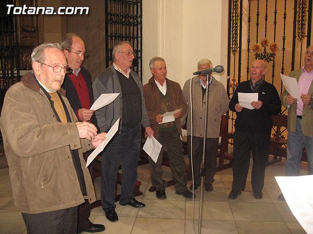 NUMEROSAS PERSONAS PARTICIPARON EL PASADO S�BADO 10 DE FEBRERO EN UNA PROCESI�N EN HONOR A LA VIRGEN DE LOURDES - 15