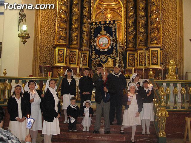 NUMEROSAS PERSONAS PARTICIPARON EL PASADO S�BADO 10 DE FEBRERO EN UNA PROCESI�N EN HONOR A LA VIRGEN DE LOURDES - 51