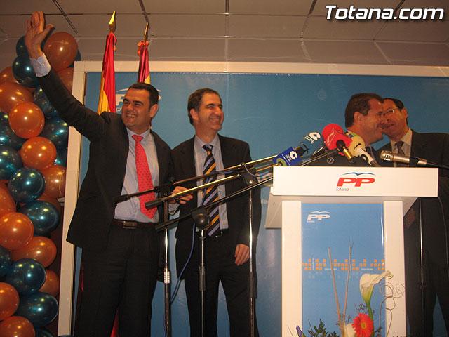 UN MILLAR DE PERSONAS ARROPAN AL CANDIDATO A LA ALCALDÍA DEL PP, JOSÉ MARTÍNEZ ANDREO, EN SU PRESENTACIÓN OFICIAL PÚBLICA - 60