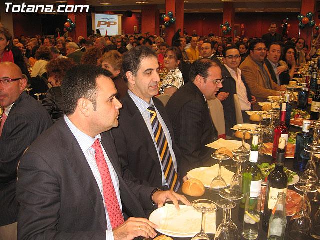 UN MILLAR DE PERSONAS ARROPAN AL CANDIDATO A LA ALCALDÍA DEL PP, JOSÉ MARTÍNEZ ANDREO, EN SU PRESENTACIÓN OFICIAL PÚBLICA - 64