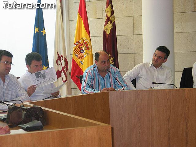EL PSOE ANUNCIA QUE EL PP RECHAZA LA CONVOCATORIA DE UN REFERENDUM SOBRE EL PGOM - 7