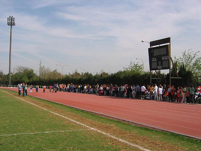 MARI CARMEN ROBLES Y PEDRO CÁNOVAS CONSIGUEN SUBIR AL PODIUM EN EL CAMPEONATO REGIONAL DE ATLETISMO - 8