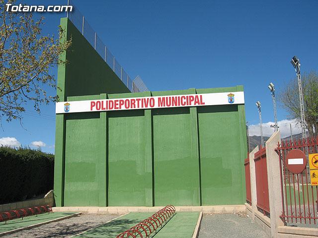 SE INAUGURAN LAS OBRAS DE ACCESO PARA DISCAPACITADOS EN EL POLIDEPORTIVO MUNICIPAL 6 DE DICIEMBRE - 2