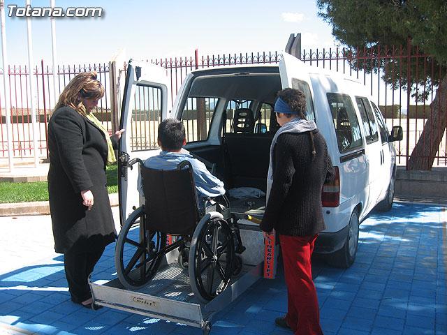 SE INAUGURAN LAS OBRAS DE ACCESO PARA DISCAPACITADOS EN EL POLIDEPORTIVO MUNICIPAL 6 DE DICIEMBRE - 16