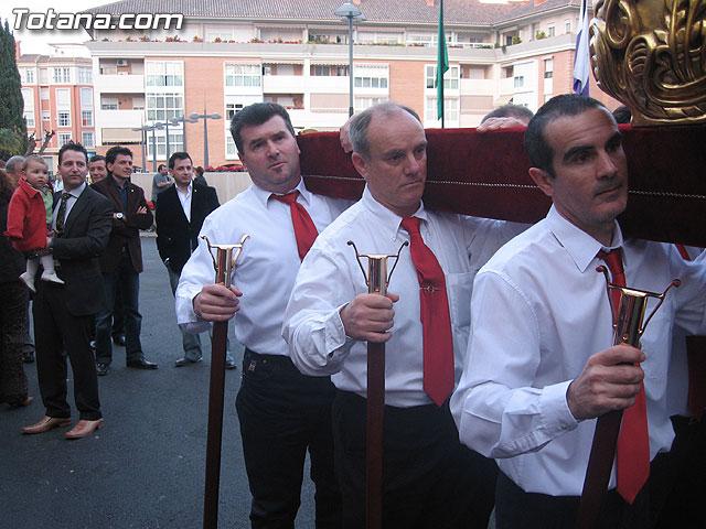 CORONACI�N DE ESPINAS, CONCIERTO SACRO Y  SEDE DE LA COFRAD�A DE JES�S RESUCITADO - 10