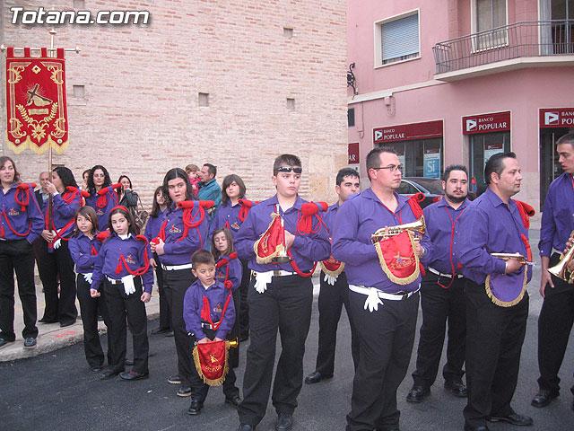 CORONACI�N DE ESPINAS, CONCIERTO SACRO Y  SEDE DE LA COFRAD�A DE JES�S RESUCITADO - 6