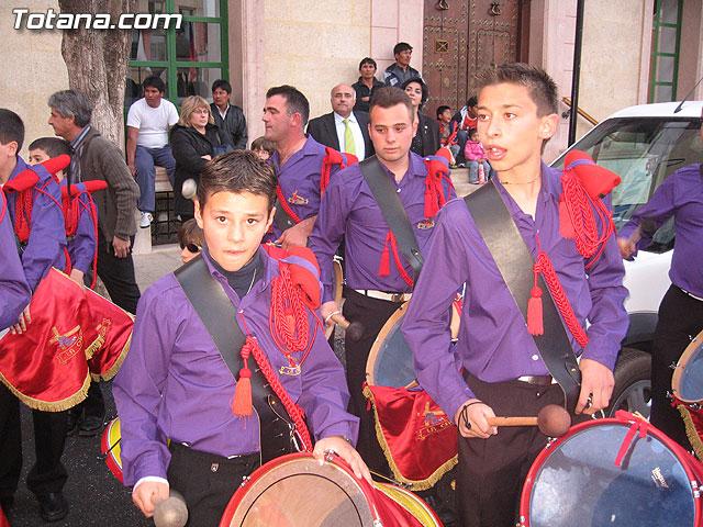 CORONACI�N DE ESPINAS, CONCIERTO SACRO Y  SEDE DE LA COFRAD�A DE JES�S RESUCITADO - 8