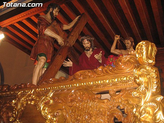 CORONACIÓN DE ESPINAS, CONCIERTO SACRO Y  SEDE DE LA COFRADÍA DE JESÚS RESUCITADO - 20
