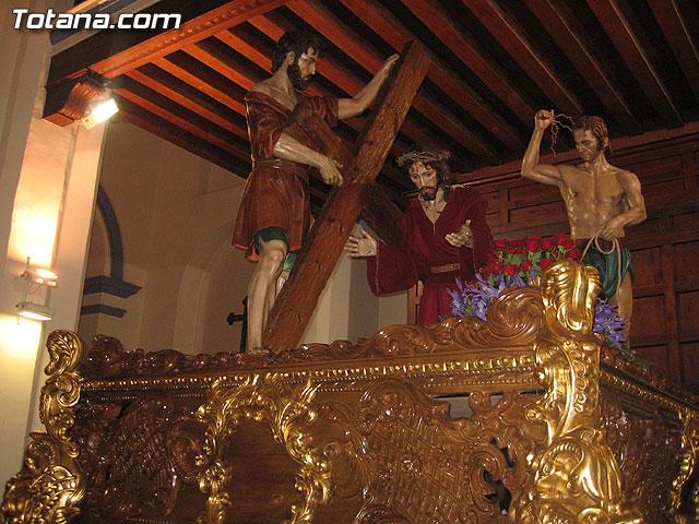 CORONACIÓN DE ESPINAS, CONCIERTO SACRO Y  SEDE DE LA COFRADÍA DE JESÚS RESUCITADO - 19