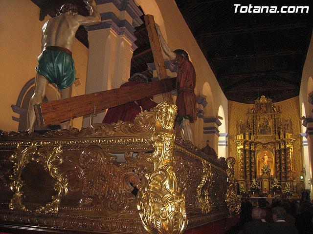 CORONACIÓN DE ESPINAS, CONCIERTO SACRO Y  SEDE DE LA COFRADÍA DE JESÚS RESUCITADO - 21
