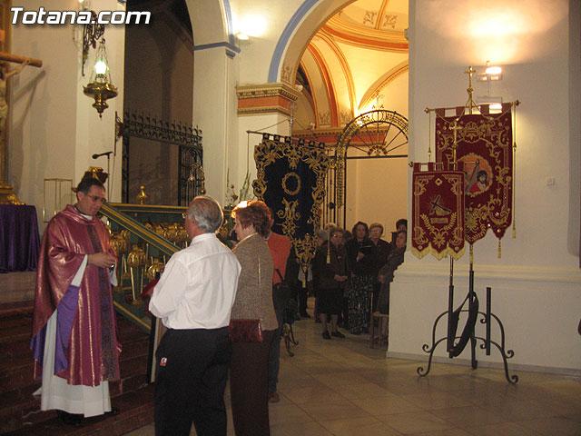 CORONACI�N DE ESPINAS, CONCIERTO SACRO Y  SEDE DE LA COFRAD�A DE JES�S RESUCITADO - 23