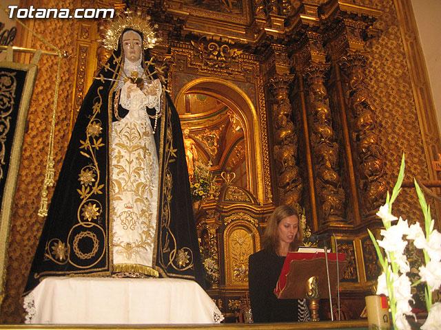 CORONACIÓN DE ESPINAS, CONCIERTO SACRO Y  SEDE DE LA COFRADÍA DE JESÚS RESUCITADO - 24