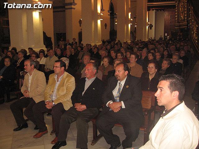 CORONACI�N DE ESPINAS, CONCIERTO SACRO Y  SEDE DE LA COFRAD�A DE JES�S RESUCITADO - 25