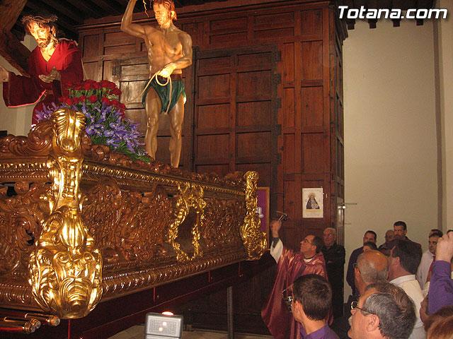 CORONACI�N DE ESPINAS, CONCIERTO SACRO Y  SEDE DE LA COFRAD�A DE JES�S RESUCITADO - 33