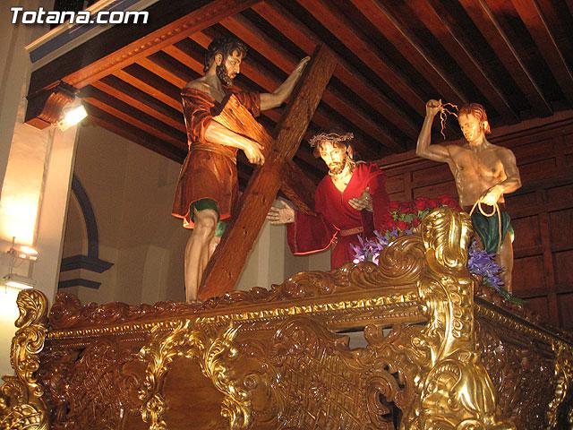 CORONACIÓN DE ESPINAS, CONCIERTO SACRO Y  SEDE DE LA COFRADÍA DE JESÚS RESUCITADO - 35